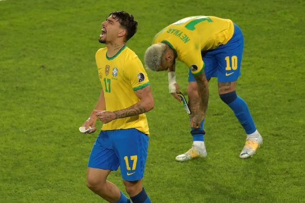 Brésil vs Pérou