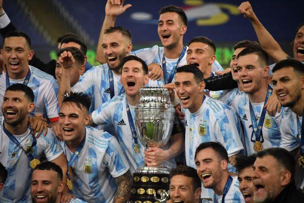 Argentine vs Bolivie