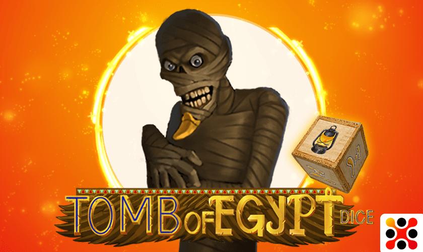 Mancala Gaming - Tomb of Egypt Dice