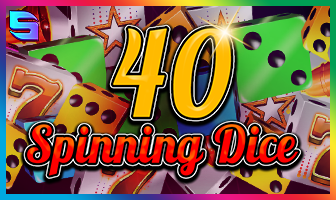 Spinomenal - 40 Spinning Dice