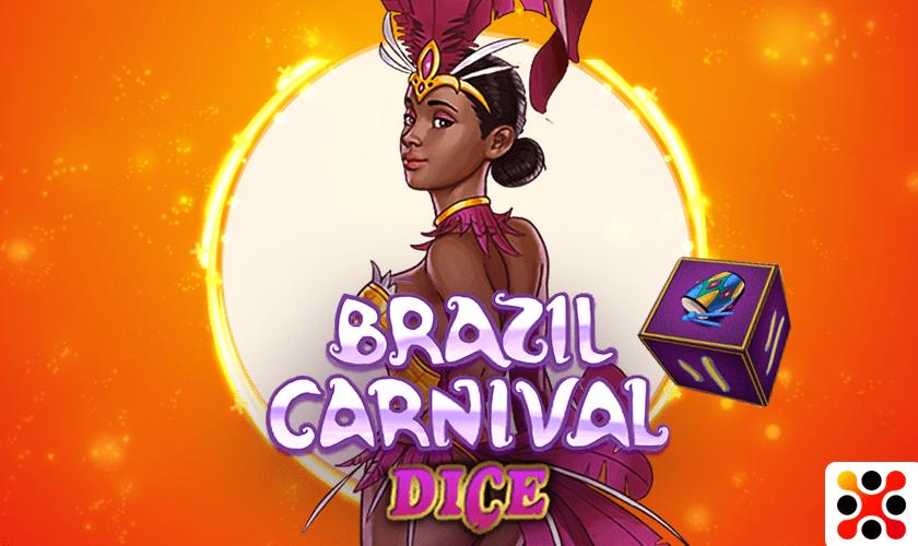 Mancala Gaming - Brazil Carnival Dice