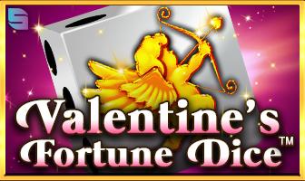 Spinomenal - Valentine's Fortune Dice
