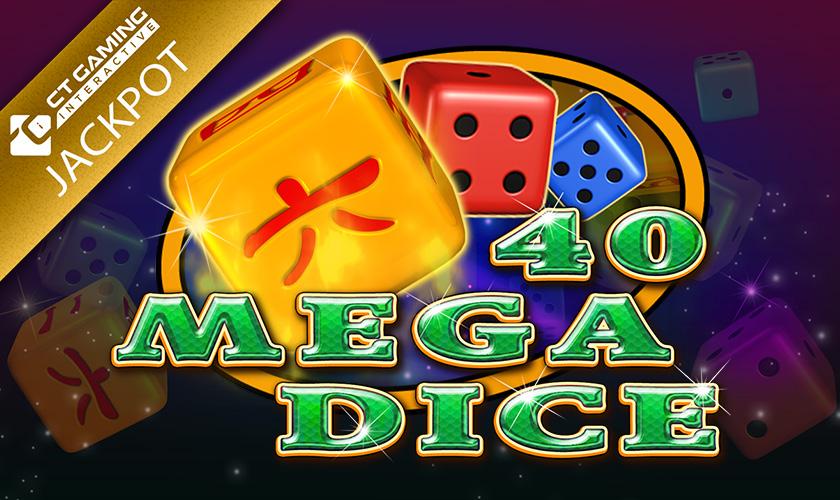CT Gaming - 40 Mega Dice