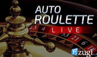 Ezugi - Auto Roulette