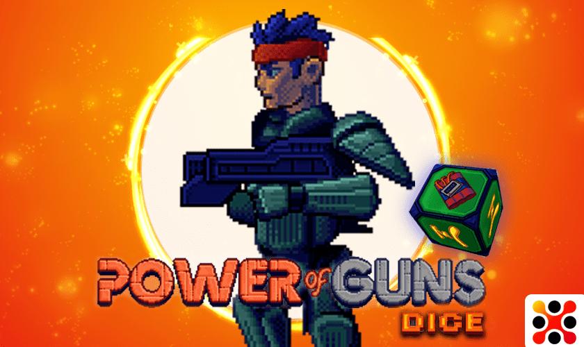 Mancala Gaming - Power Of Guns dice