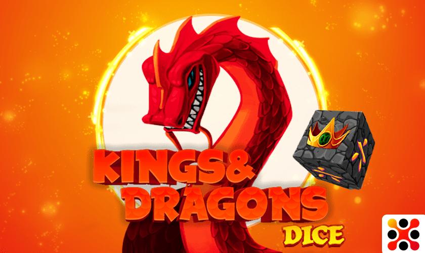 Mancala Gaming - Kings And Dragons Dice