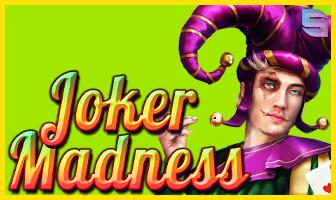 Spinomenal - Joker Madness
