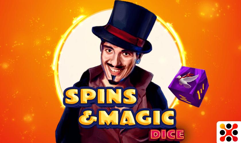 Mancala Gaming - Spins&Magic Dice