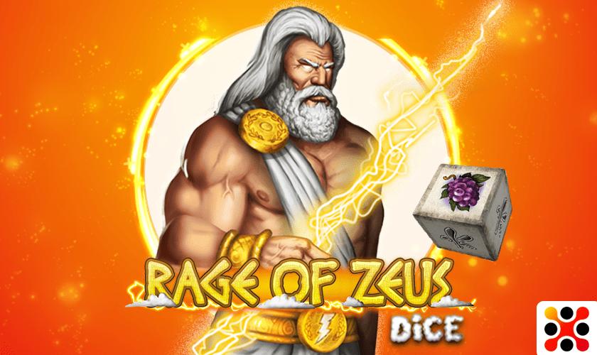 Mancala Gaming - Rage of Zeus Dice