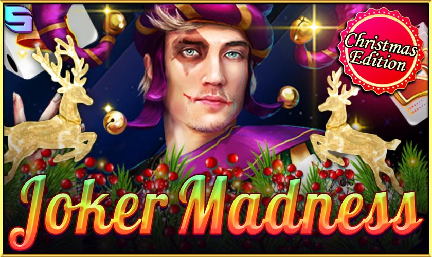 Spinomenal - Joker Madness Christmas Edition