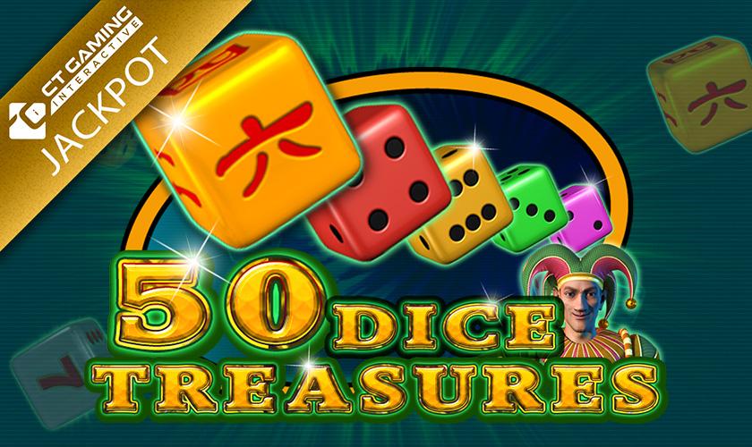 CT Gaming - 50 Dice Treasures