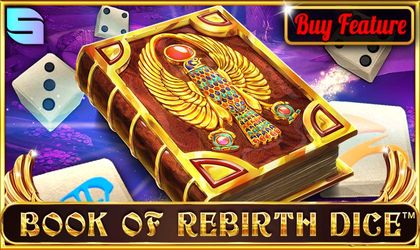 Spinomenal - Book of Rebirth