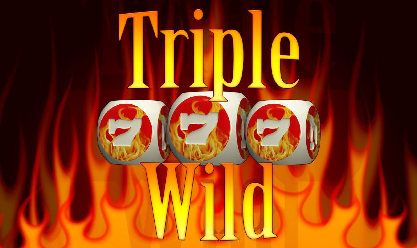 eGaming - Triple Wild Seven Dice
