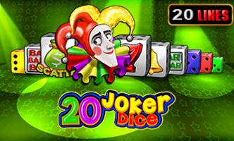 EGT - 20 Joker Dice